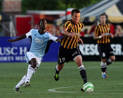Battery falls to Harrisburg City