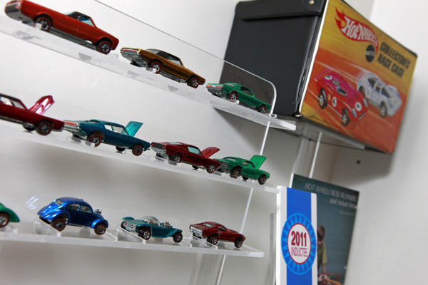 Toy Hall of Fame picks Hot Wheels, dollhouse and blanket