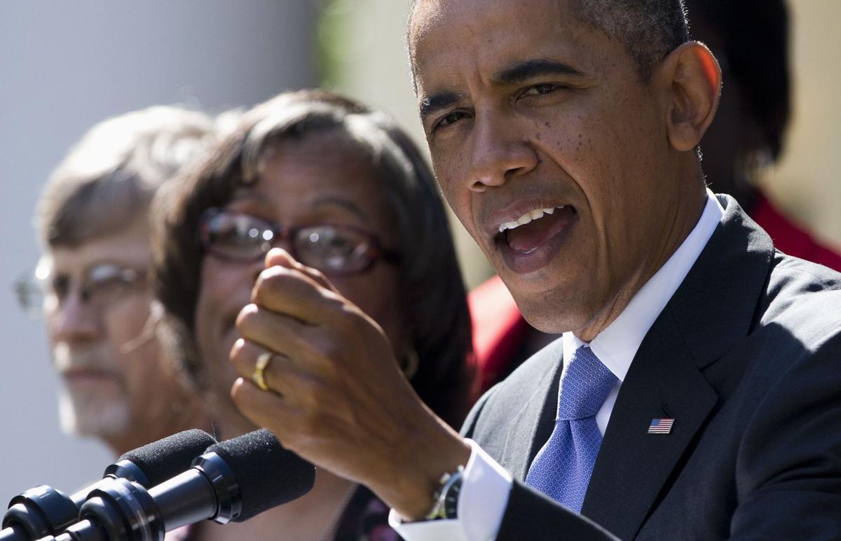 Obama hits GOP 'ideological crusade' in shutdownAP Photo DCEV111, DCCK125, DCCK114, DCCK104, DCCK109, DCDA101