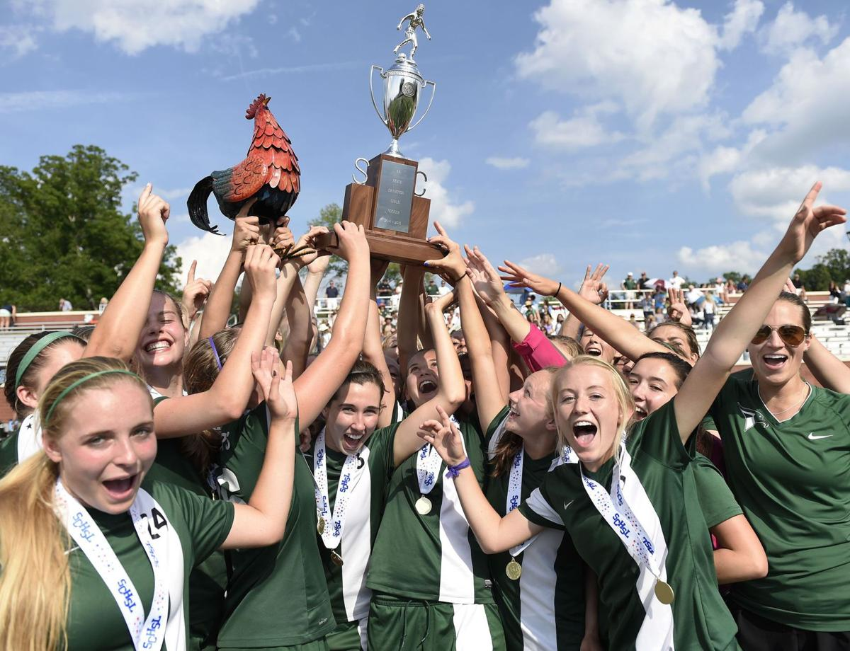 Academic Magnet places eight players on all-state soccer teams