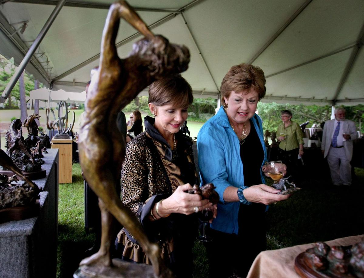 16th annual Sculpture in the South comes to Summerville Saturday, Sunday