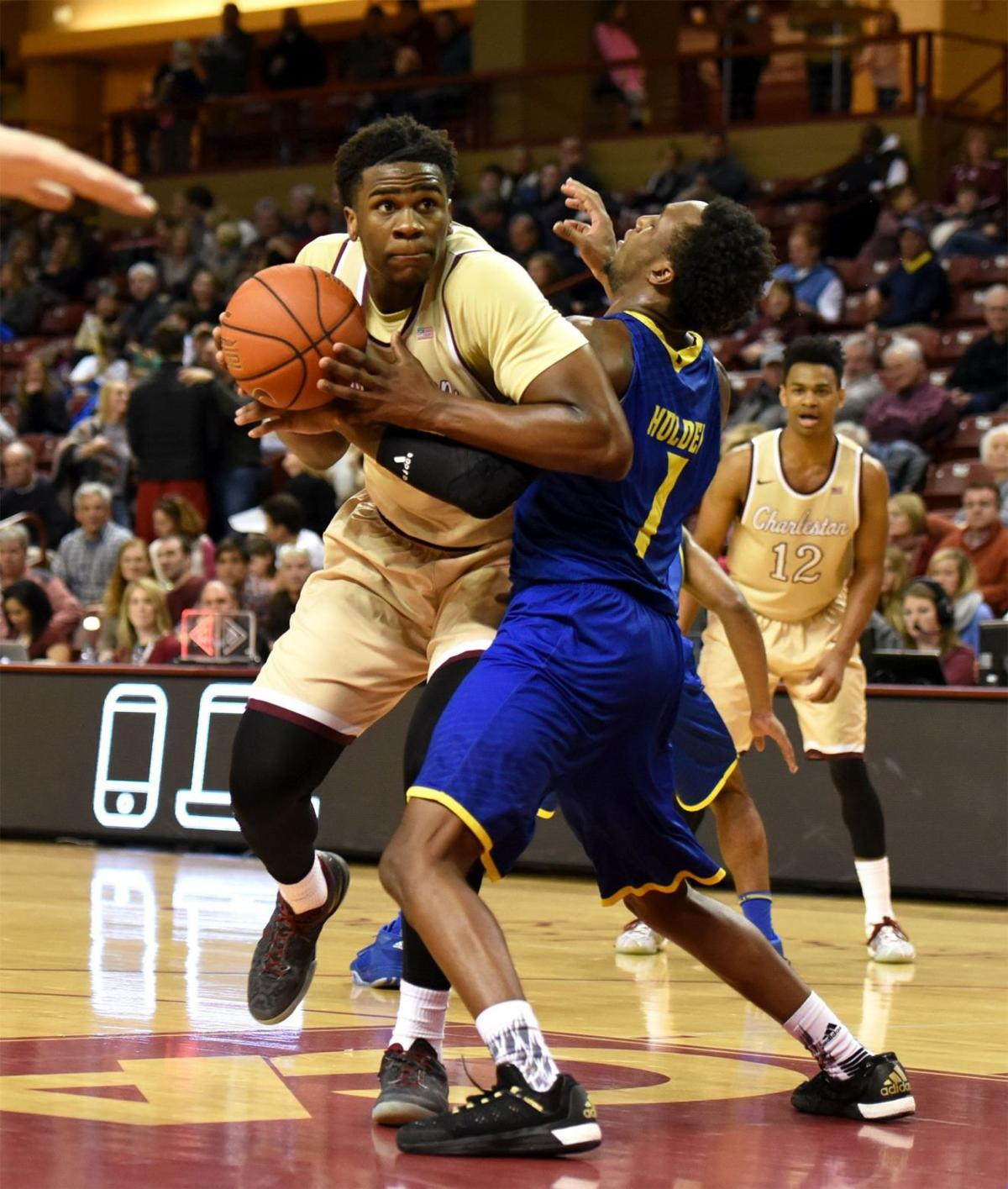 COUGARS DEN: It could get ugly Thursday night against Towson