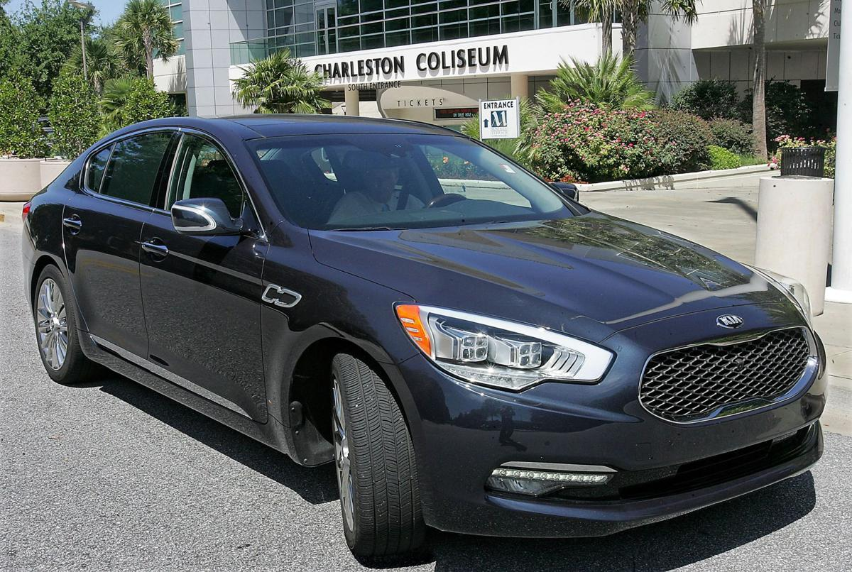 9 Lives: Kia's new top-shelf sedan geared to go toe-to-toe with 'name' luxury carmakers while saving buyers thousands of dollars