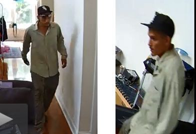 Charleston County searching for suspect who stole firearms from Johns Island home
