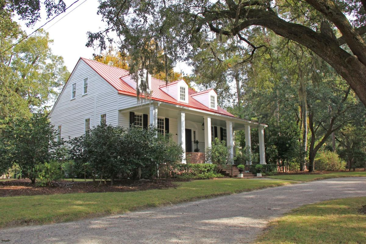 201 Webb St. - Historic residence in central Walterboro showcases extensive restoration, attractive price, 'sanctuary' setting