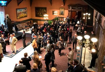 SC Staterhouse lobby