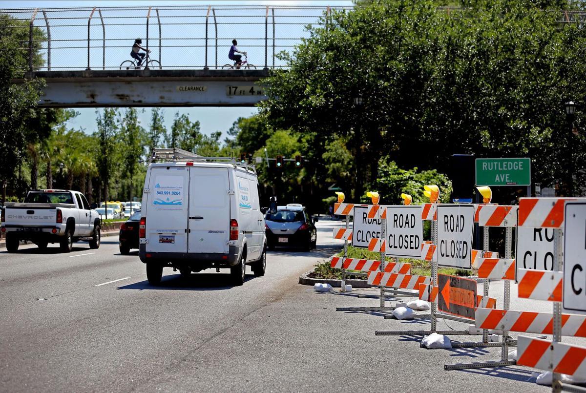 Drainage project may clog up traffic
