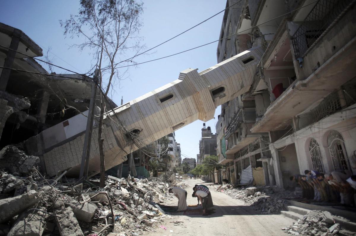 Israel wants real peace; Hamas wants carnage