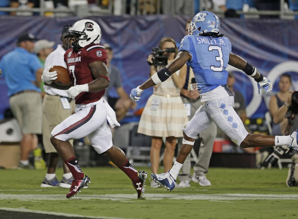 Unheralded Carson delivers USC's biggest run