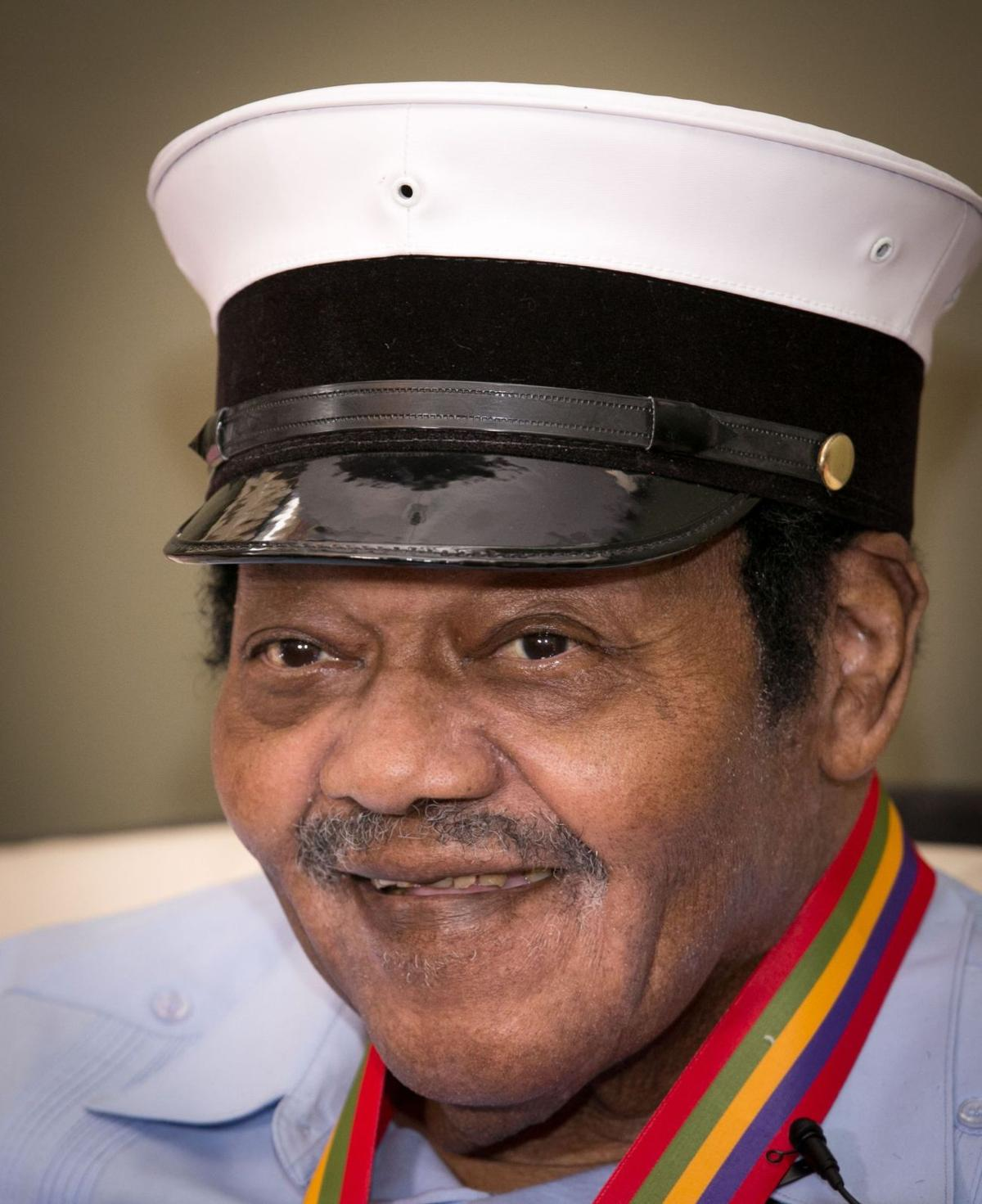 Fats Domino named honorary grand marshal of the Krewe of Orpheus' pre-Mardi Gras parade
