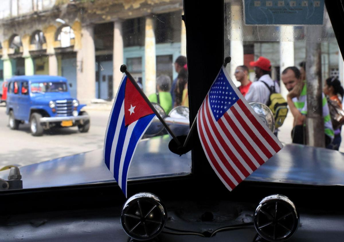 US loosens embargo on Cuba, making trade and travel easier