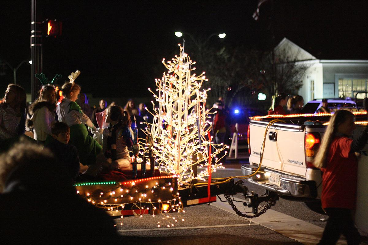 Mount Pleasant Christmas Parade