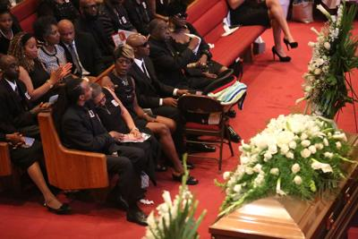At funeral for Ethel Lance, family says she is 'symbol of love'