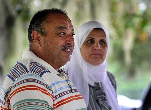 Suspect's father: Son is no terrorist