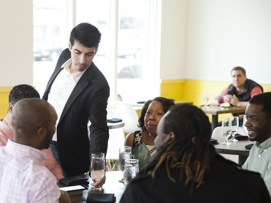 No-tip restaurant: Food for thought on pay, benefits