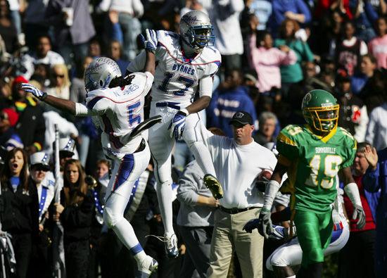 Summerville State Championship football