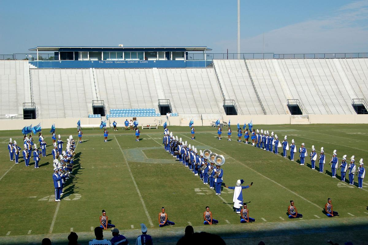 Burke's band classic helps fund scholarships