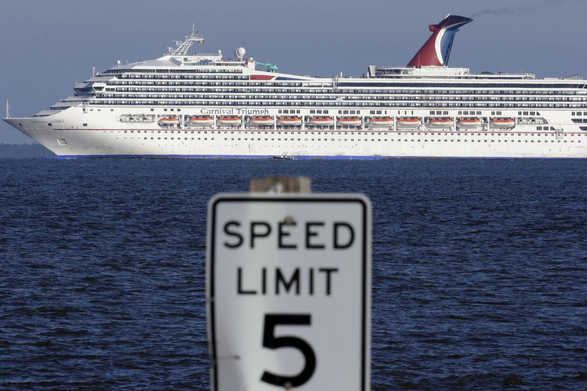 Carnival ships out of service longer than expected