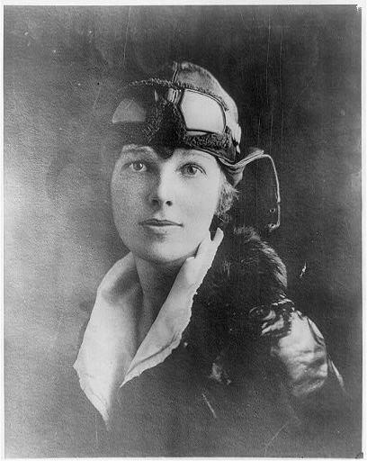 American aviator Earhart still inspires imagination