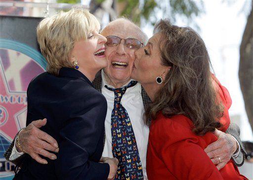 Famed TV show creator Sherwood Schwartz dies