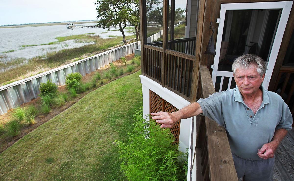 Wall saves condo community $411K on flood insurance