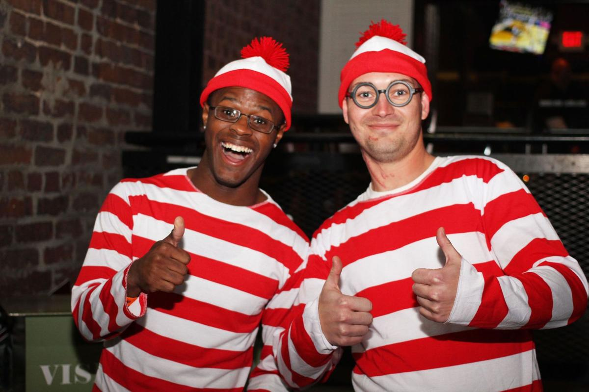 Where's Waldo Bar Crawl
