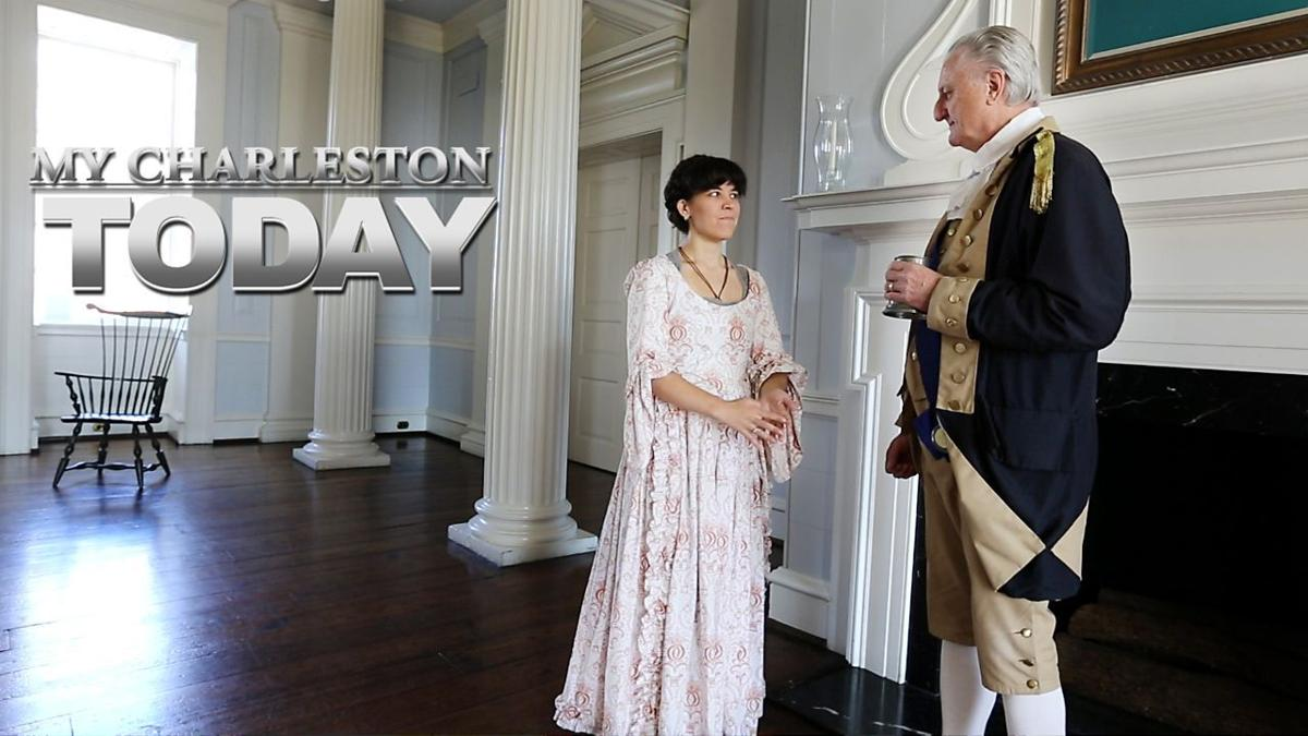 My Charleston Today: Back in time, interviewing a president and a pirate