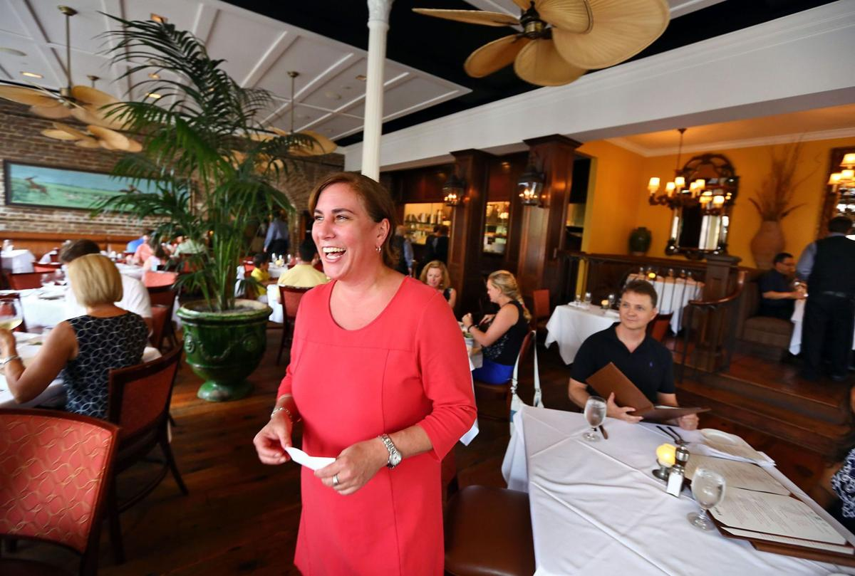 Women making strides on restaurant floor as managers