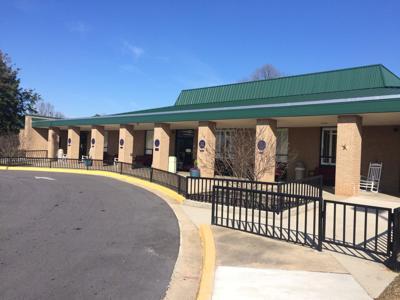 Stone Pavilion Veterans' Home (copy)
