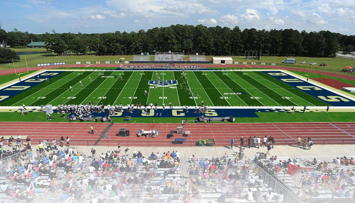 CSU to install artificial turf at Buccaneer Field