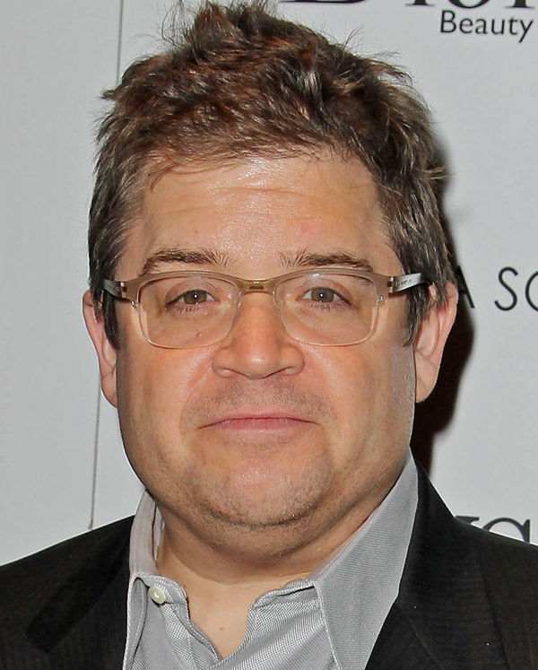 PEOPLE: Patton Oswalt says love scene with Charlize Theron a 'nightmare'