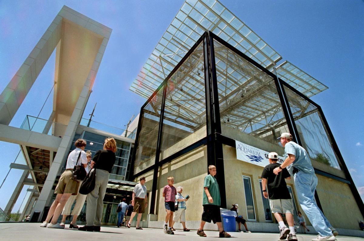South Carolina Aquarium looks to wade into climate research