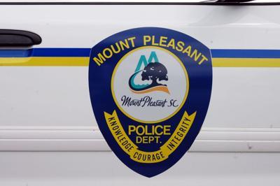 Mount Pleasant police car (copy) (copy)