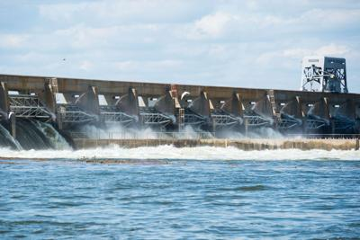 Santee Cooper ends controlled spill on Lake Marion (copy)