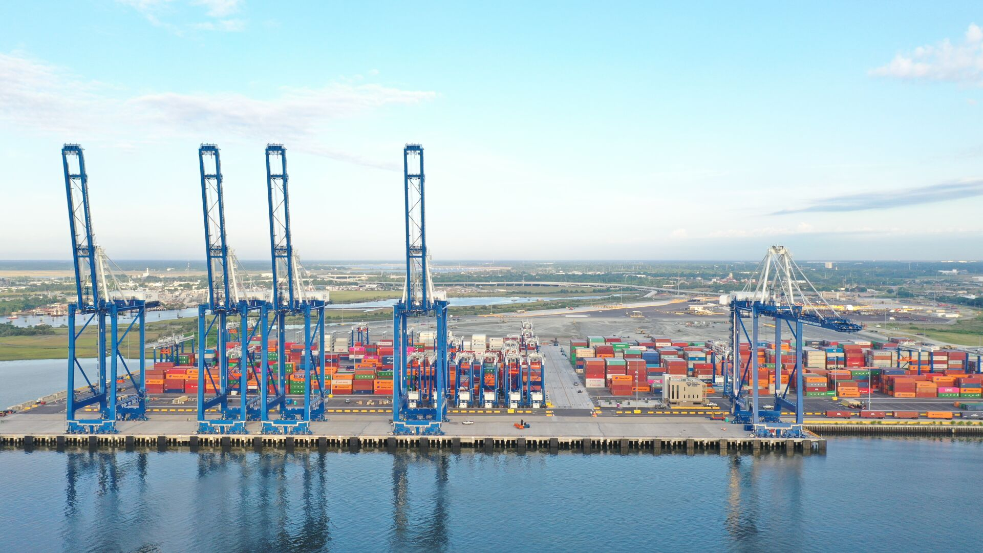 SC ports agency aims to lure ships back to new terminal after ruling