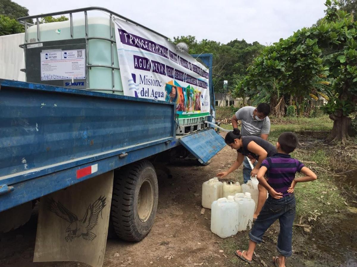 water mission