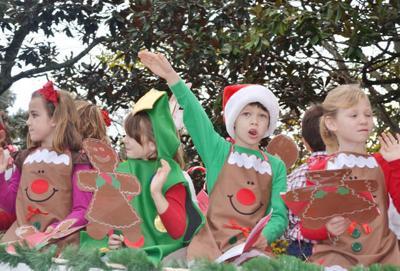 Aiken Christmas Parade 2021 Aiken Jaycees Christmas Parade Set For Sunday News Postandcourier Com