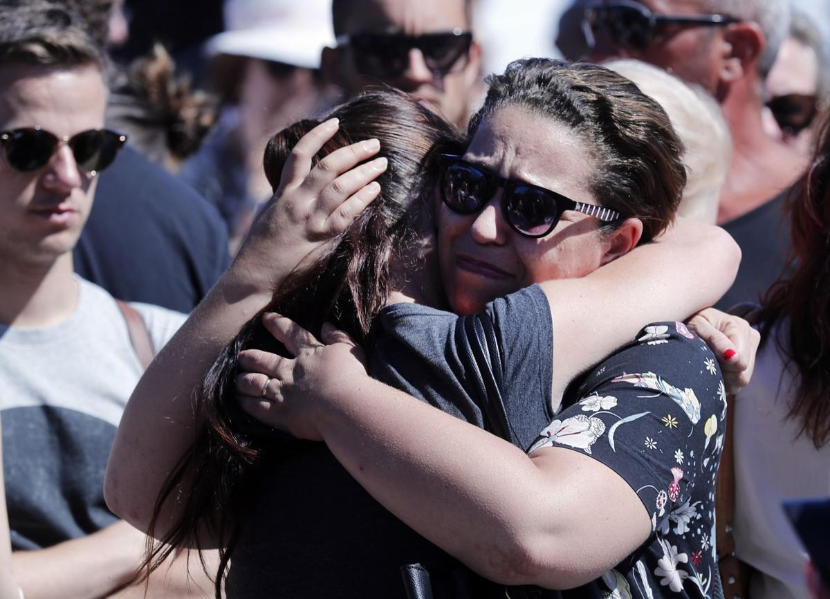 France reels as Bastille Day truck attack kills 84 in Nice