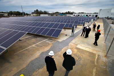 Santee Cooper policies cast cloud over solar