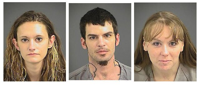 3 arrested in meth-lab bust in Mount Pleasant