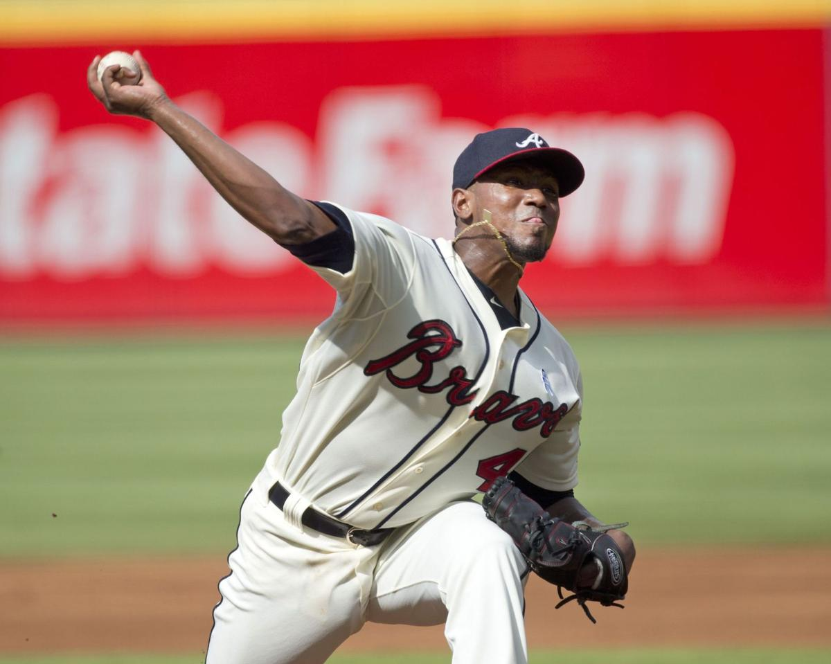 Braves complete sweep