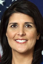 Gov. Haley was at NYC fundraiser while legislators voted on vetoes