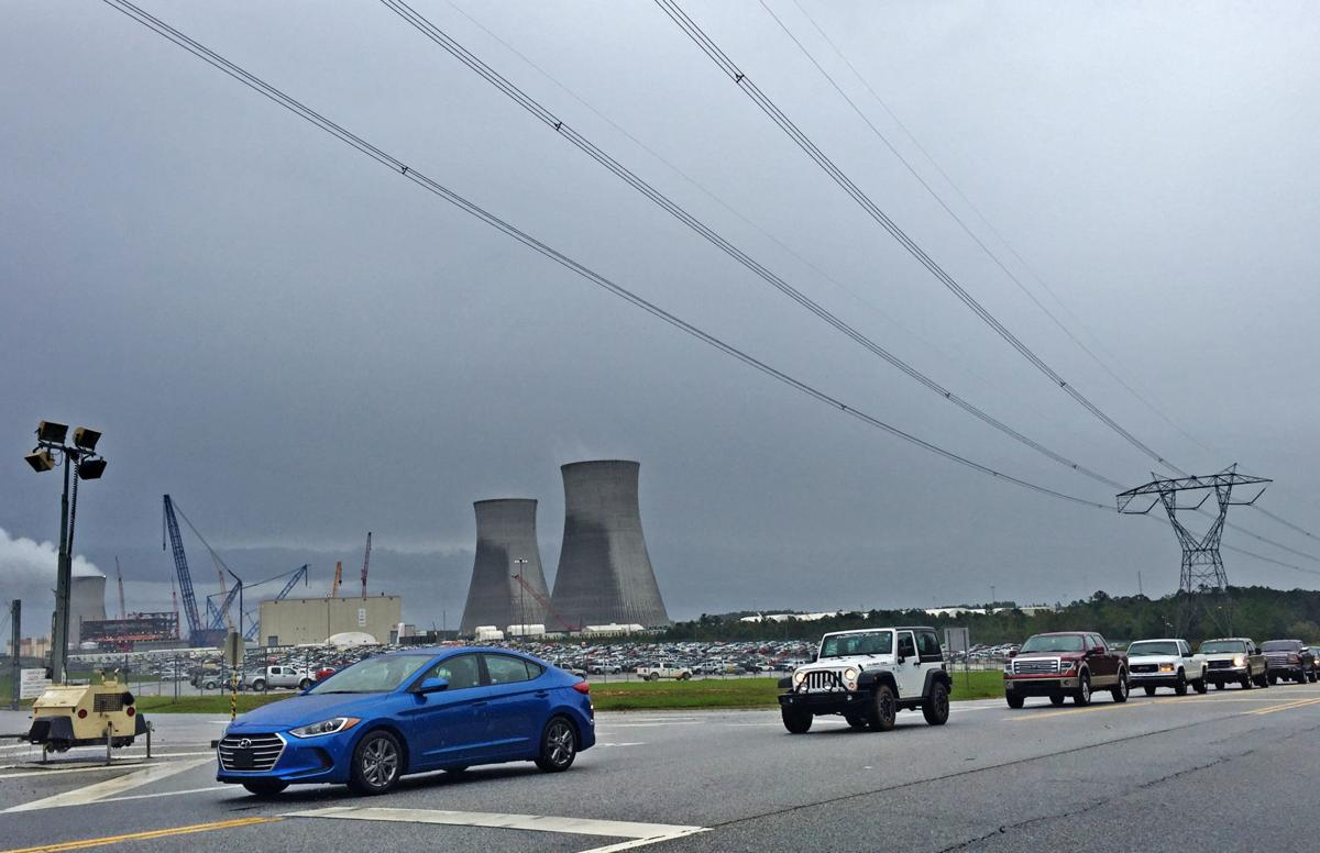 Two identical nuclear projects, one in Georgia and one in South Carolina. Only one survived.