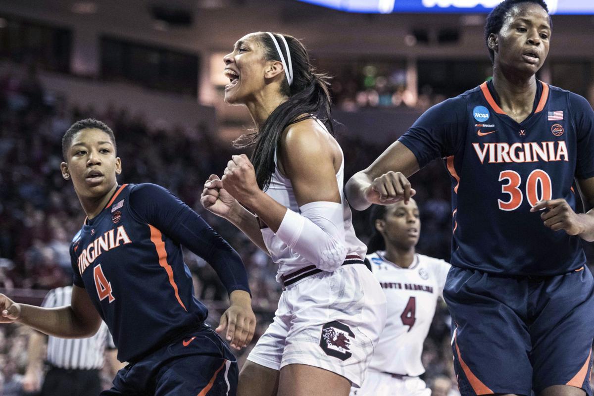 South Carolinas Aja Wilson Picked No 1 In WNBA Draft