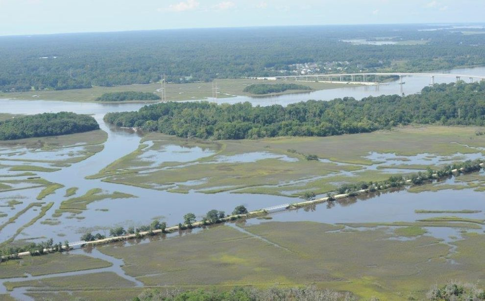 DOT, CSX to discuss solutions to Johns Island flooding