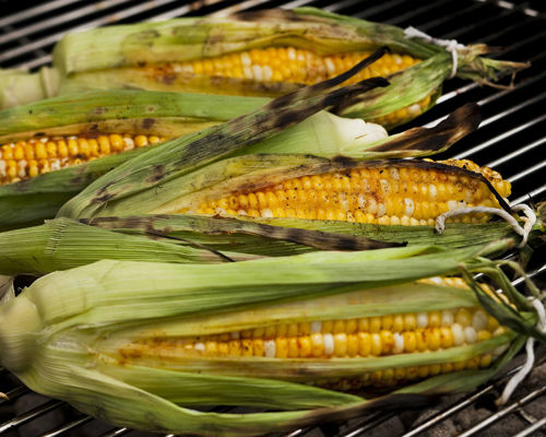 Skip boiling and opt for grilled corn