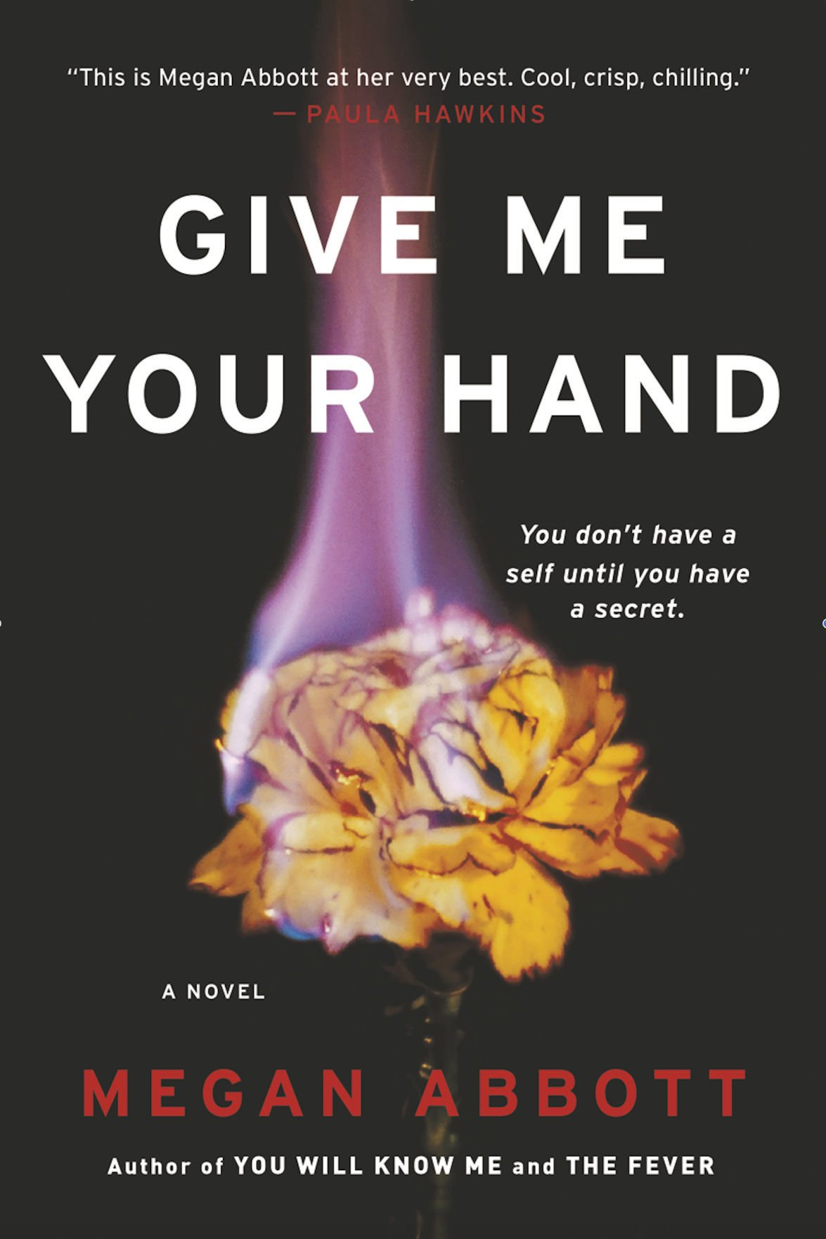 Book Review - Give Me Your Hand