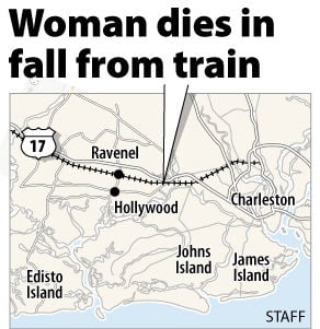 Alabama woman dies in 'train-related incident'
