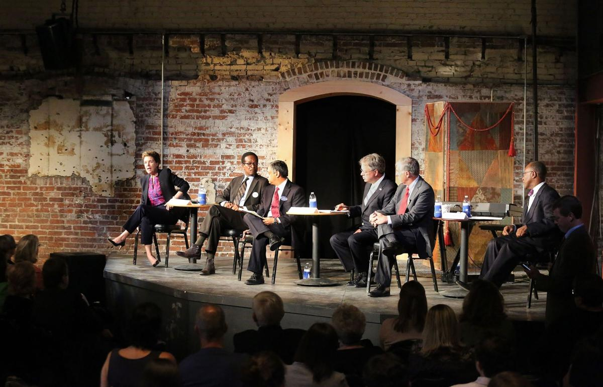 Charleston mayoral candidates promise to support arts as 'lifeblood of the city'