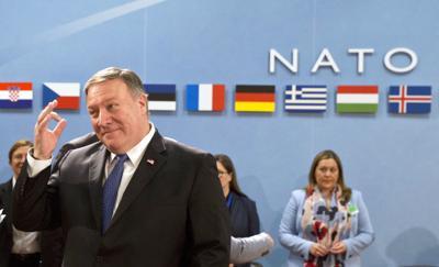 Belgium NATO US